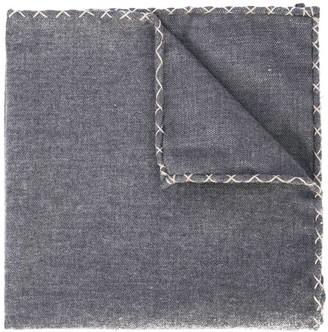 Eleventy classic plain pocket square