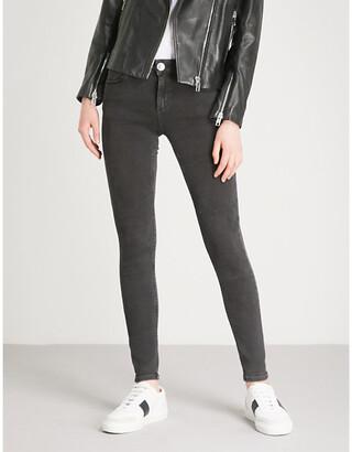 Sandro Skinny mid-rise jeans