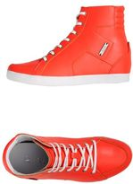 Adidas SLVR High-top sneaker