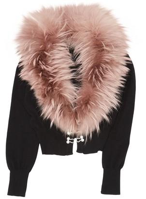 Grazia Maria Severi Black Viscose Jackets