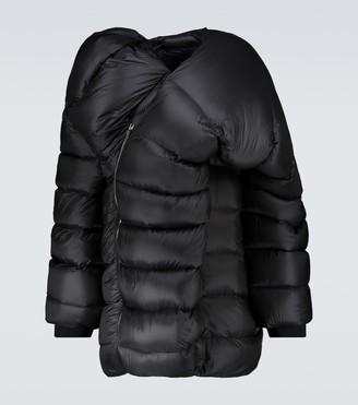 Rick Owens Moncler + Hikoville jacket