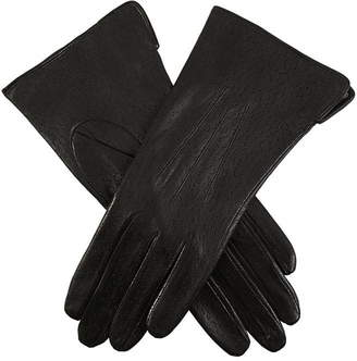 Dents Womens Textured Leather Gloves