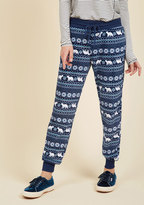 For Polar Time's Sake Lounge Pants in S