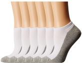Jefferies Socks Seamless Sport Low Cut 1/2 Cushion 6-Pack Boys Shoes