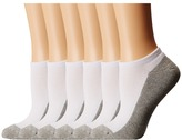 Jefferies Socks Seamless Sport Low Cut 1/2 Cushion 6-Pack (Infant/Toddler/Little Kid/Big Kid/Adult)