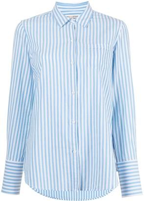 Nili Lotan Striped Print Shirt
