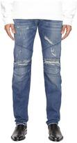 Pierre Balmain Seamed Moto Jeans Men's Jeans