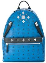 MCM 'Stark' backpack - men - Leather - One Size