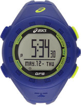Asics AG01 GPS Training Blue Watch-CQAG0102Y