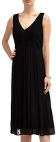 Ghost Poppy Dress, Black