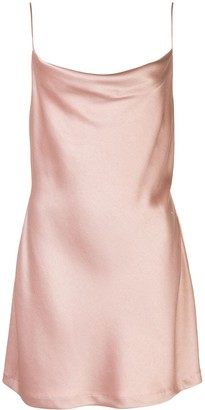 Alice + Olivia Harmony slip dress