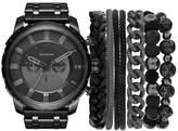 Rocawear Mens Black Watch Boxed Set-Rmst5187b328-362