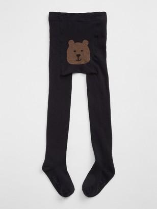 Gap Toddler Bear Tights