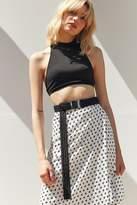Urban Outfitters Alex Extra Long Puffer Belt