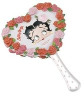 "Betty Boop Generic Bath Mini Hand Mirror ""Bed Of Roses"" Style"