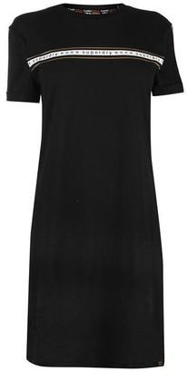 Superdry Womens Portland T-Shirt Dress