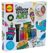 Alex Craft Super Window Sticker Art