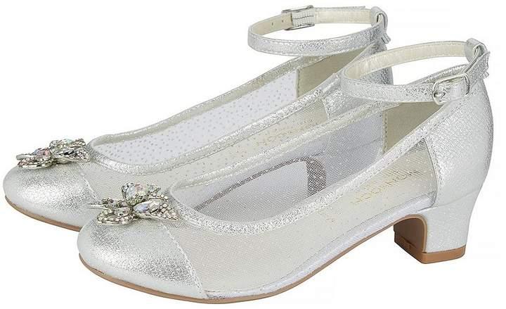 Monsoon Girls Fairytale Butterfly Cha Cha Cha Shoe