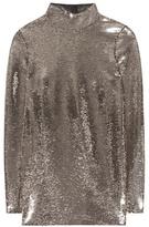 Tom Ford Sequin-embellished Blouse