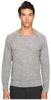 Todd Snyder Wool Rib Raglan Men's Sweatshirt