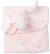 Quiltex Plush Bunny Security Blanket