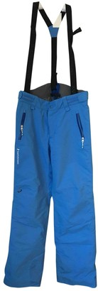 Peak Performance Blue Trousers for Women
