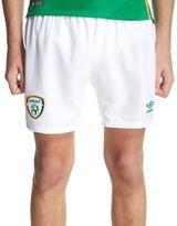 Umbro Republic of Ireland 2016 Home Short Junior