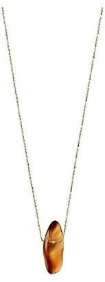 Pilgrim Necklace : Sacral Chakra : Gold Plated : Carnelian