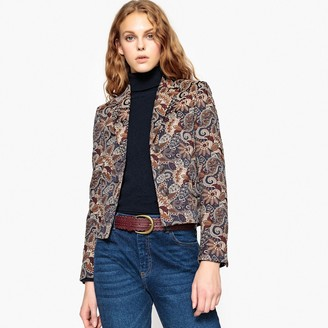 La Redoute Collections Jacquard Blazer