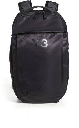 Y-3 Solid Backpack