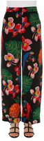 Valentino Tropical Dream Printed Trousers