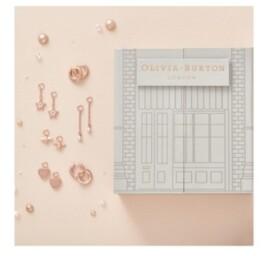 Olivia Burton 6-Pc. Set Hoop Earrings and Dangle Charms
