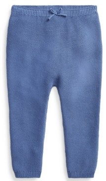 Polo Ralph Lauren Ralph Lauren Baby Boys or Girls Cotton Sweater Pull-On Pant