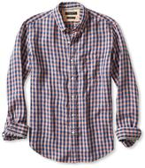 Banana Republic Camden-Fit Gingham Linen Shirt