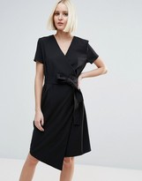 Vero Moda Short Sleeve Wrap Dress