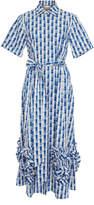 Alexis Zhenya Midi Dress