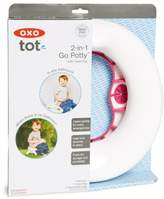 OXO Infant Tot '2-In-1 Go Potty' Portable Toilet Set & Travel Bag