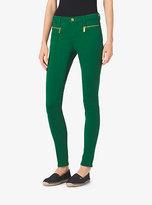 Michael Kors Skinny Stretch-Twill Jeans