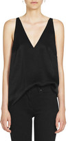Camilla And Marc Celosia Deep V Neck Tank