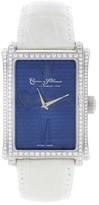 Cuervo y Sobrinos Prominente A1010.1BC-SP Original Diamonds Unisex Watch