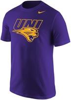 Nike Men's Purple Northern Iowa Panthers Big Logo T-Shirt