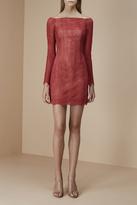 Keepsake Think Twice Lace Dress
