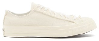 Converse Chuck 70 Repurposed-canvas Trainers - White