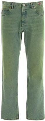 Martine Rose Straight-Leg Denim Jeans