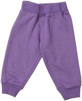 City Threads Soft Cuffed Pants (Baby) - Deep Purple-18-24 Months