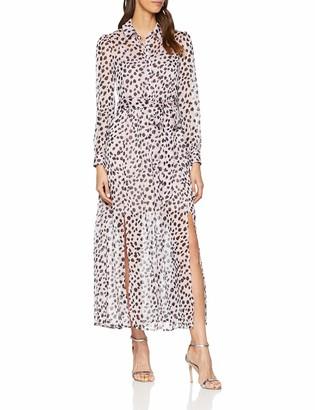 Glamorous Women's Ladies Maxi Animal Print Dress