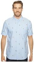 True Grit Island Time One-Pocket Short Sleeve Shirt Men's Short Sleeve Button Up