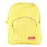 Bakker made with love Kotak Mini Check Canvas Backpack