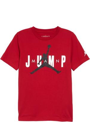 Jordan MJ Jumpman Graphic Tee