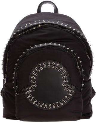 MONCLER GENIUS Moncler X Noir Kei Ninomiya Embellished Backpack